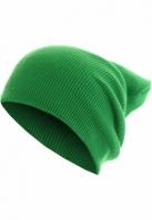 Caciula Beanie Basic Flap Long Version verde MasterDis