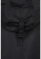 Geaca groasa bomber cu blana artificiala pentru Femei negru Urban Classics