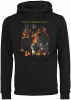 Hanorac gluga Biggie Flames Mister Tee