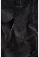 Hanorac catifea pentru Femei negru Urban Classics