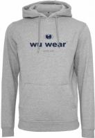 Hanorac Wu-Wear Since 1995 deschis-gri