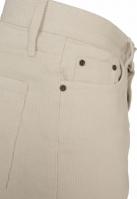 Pantaloni Corduroy 5 cu buzunar negru Urban Classics