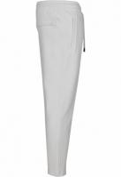 Pantaloni deasupra gleznei din tricot alb Urban Classics