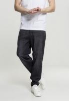 Pantaloni Denim Baggy negru-wash Urban Classics