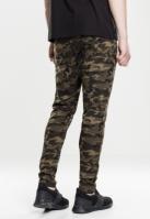Pantaloni Interlock Camo wood-camuflaj Urban Classics