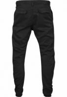 Pantaloni jogging Stretch negru Urban Classics