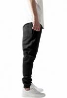 Pantaloni trening cu fermoar lateral