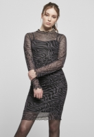 Rochie AOP Double Layer dama Urban Classics