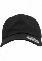 Sepci Low Profile Cotton Twill negru Flexfit