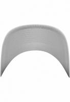 Sepci originale Flexfit 110 Cool & Dry Mini Pique argintiu