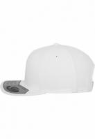 Sepci rap Snapback 110 Fitted alb Flexfit