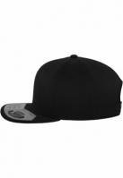 Sepci rap Snapback 110 Fitted negru Flexfit