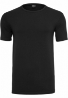 Tricou Fitted Stretch negru Urban Classics