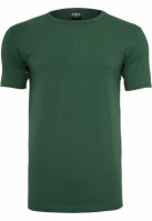 Tricou Fitted Stretch verde Urban Classics