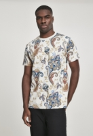 Tricou Paisley nisip Mister Tee