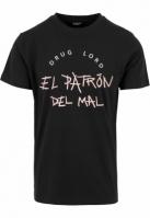 Tricouri cu mesaje funny El Patron Del Mal