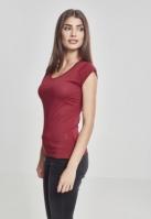 Tricouri cu taieturi la spate pentru femei