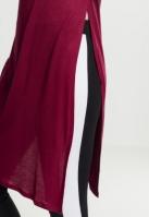 Tricouri lungi cu crapaturi laterale