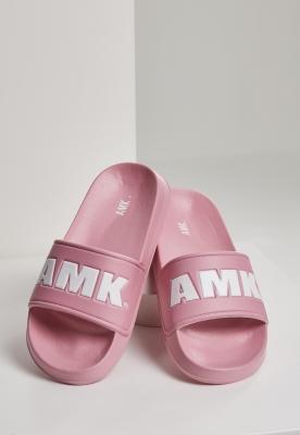 AMK Slides roz-alb