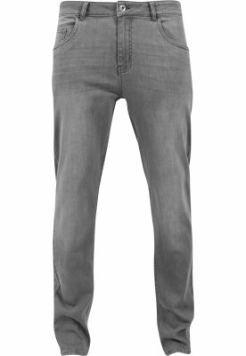 Blugi urban Stretch gri Urban Classics