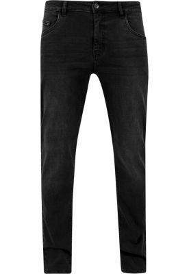 Blugi urban Stretch negru-washed Urban Classics