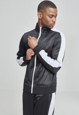 Bluza de trening negru-alb Urban Classics
