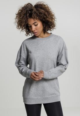 Bluza larga oversize pentru Femei gri Urban Classics