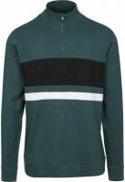 Bluza maneca lunga 3 culori jasper-negru Urban Classics