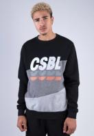 Bluza maneca lunga CSBL CSBLSET negru-deschis Cayler and Sons gri