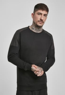 Bluza Military negru Urban Classics