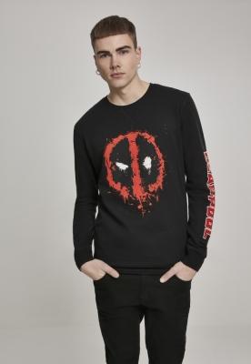 Bluza Splatter Deadpool negru Merchcode