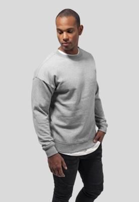 Bluza sport cu maneca lunga gri Urban Classics