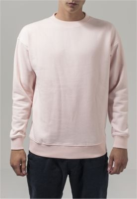 Bluza sport cu maneca lunga roz Urban Classics