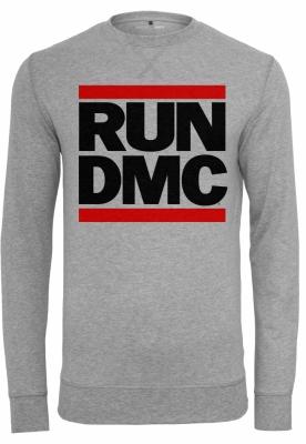 Bluze cu trupe Run DMC gri deschis Mister Tee