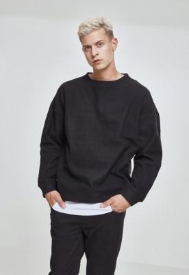 Bluze Polar Crew negru Urban Classics