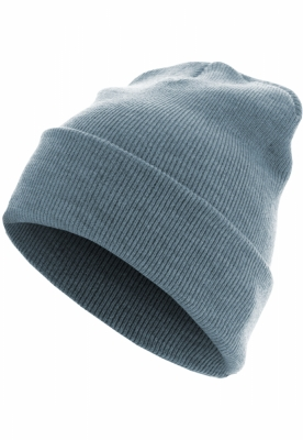 Caciula Beanie Basic Flap Long Version indigo MasterDis