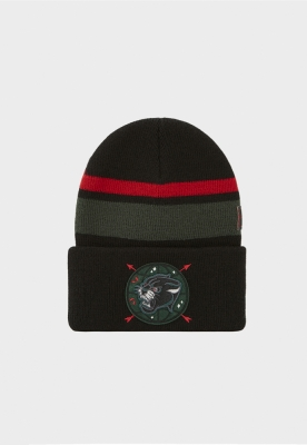 Caciula Beanie C&S WL Rule The World negru-mc Cayler and Sons