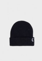 Caciula Beanie CSBL Blackletter Fisherman negru-alb Cayler and Sons