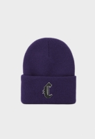 Caciula Beanie CSBL Blackletter Old School mov-negru Cayler and Sons
