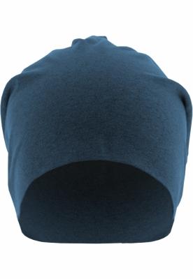 Caciula Beanie Heather Jersey albastru roial MasterDis
