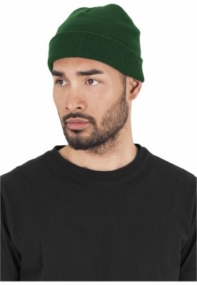 Caciuli Beanie Heavyweight verde Flexfit