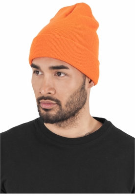 Caciula Beanie Heavyweight Long blaze-portocaliu Flexfit