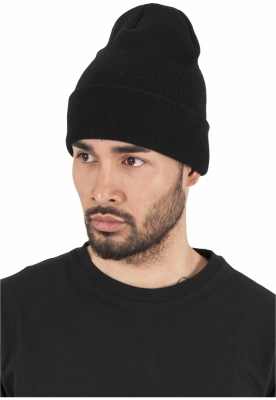 Caciula Beanie Heavyweight Long negru Flexfit