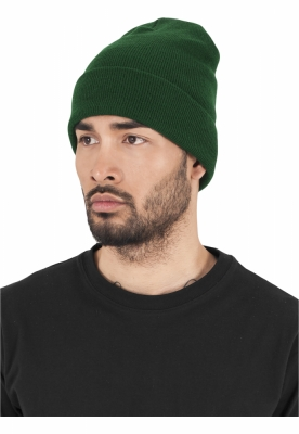 Caciula Beanie Heavyweight Long verde Flexfit