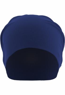 Caciula Beanie Jersey albastru roial MasterDis