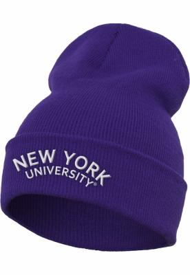 Caciula Beanie NYU mov Merchcode