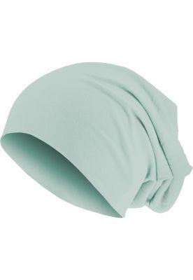 Caciula Beanie Pastel Jersey ice-albastru MasterDis