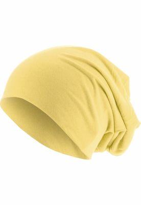 Caciula Beanie Pastel Jersey vanilie MasterDis