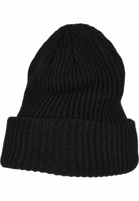 Caciula Beanie Rib negru Flexfit