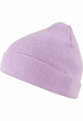 Caciula Beanie Short Pastel Cuff tricot lavender MasterDis
